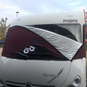Mercedes camper cover