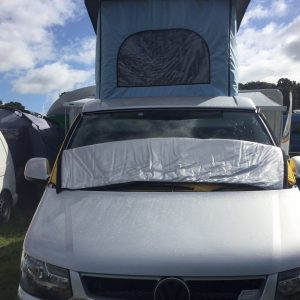 Motorhome Windscreen Cover