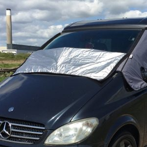 Mercedes Viano Camper Van Thermal Screen Dropdown