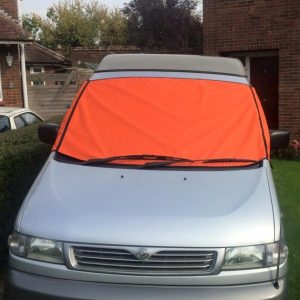 Mazda Bongo thermal shade