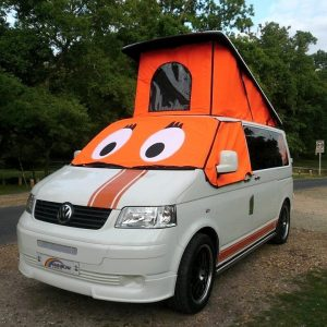 VW T5 Windscreen Cover for Campervan
