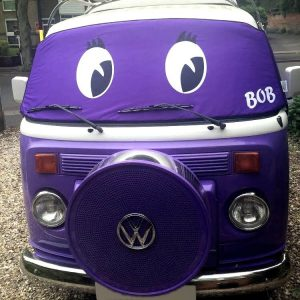 Vauxhall Windscreen Cover for Campervan